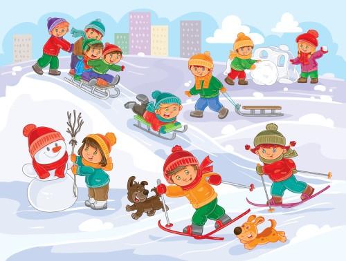 Winter Fun /1-4kl./